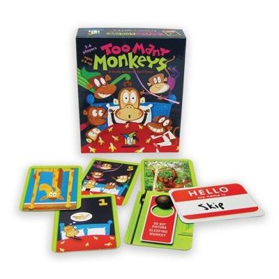 Too Many Monkeys™