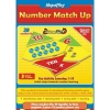 Magnetic Wooden Number Match Up Puzzle
