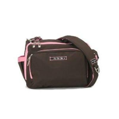 BeTween Diaper Bag-Sienna Swirl