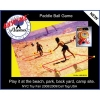 Anytime Anywhere Paddle Ball Game
