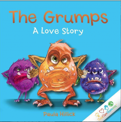 The Grumps - A Love Story Book