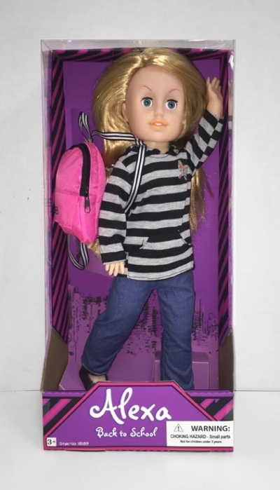 Lovee Doll Amp Toy Co : Alexa back to school by lovee doll toy co creative child