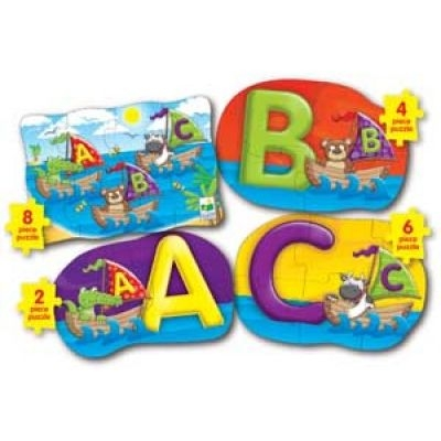 Step Ups 4-In-A-Box ABC