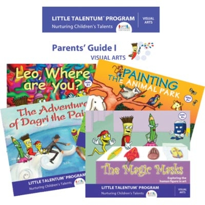 Visual Arts Little Talentum Program