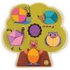 My Happy Puzzle - Wooden - Build a Tree!