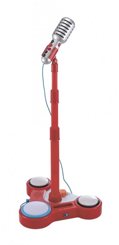 Sing Star Microphone - Red