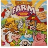 Preschool Life on the Farm Puzzle Board Game