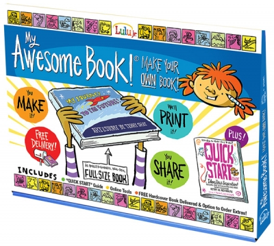 My Comic Book - My Awesome Book