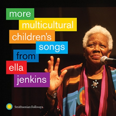 More Multicultural Songs from Ella Jenkins