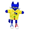 Pete the Cat and His Four Groovy Buttons Puppet