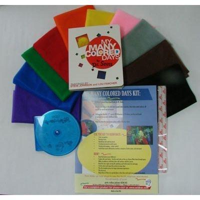 My Many Colored Days Scarf Kit (Parent Kit)