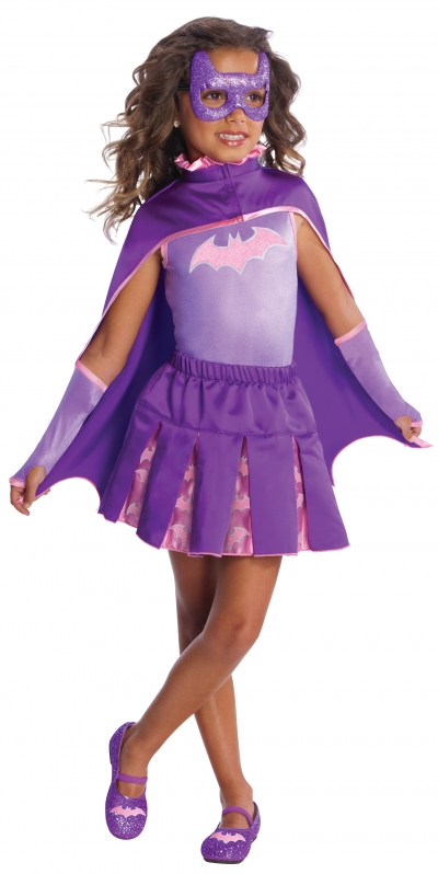 Batgirl Dress Up Set