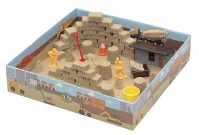KwikSand Brick Builder