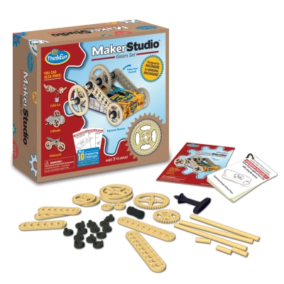 Maker Studio™ : Gears Set