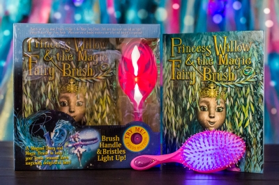 Princess Willow & the Magic Fairy Brush®
