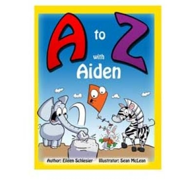 A to Z Personalized Storybook
