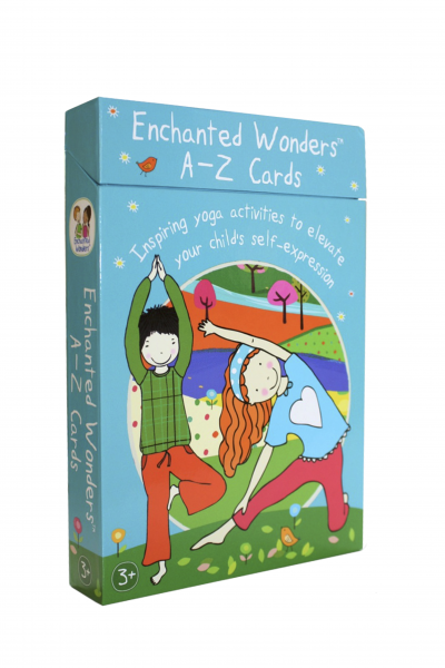 Enchanted Wonders A-Z Cards