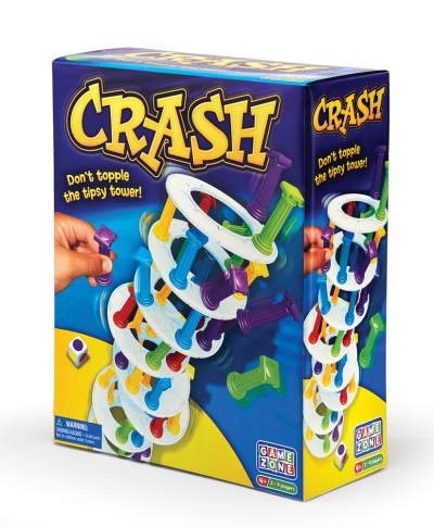Game Zone-Crash