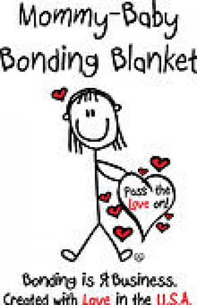Mommy-Baby Bonding Blanket
