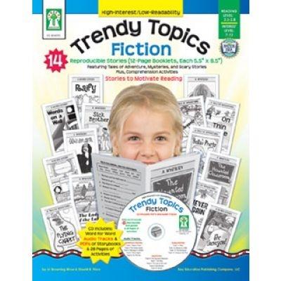 Trendy Topics:Fiction