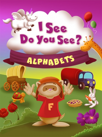I See Do You See? Alphabets