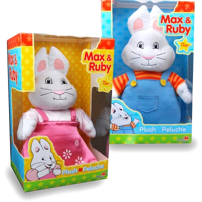 Max and Ruby Plush