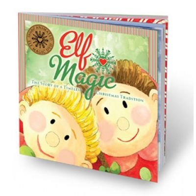 Elf Magic, The Story of a Timeless Christmas Tradition© Book/DVD Combo Set