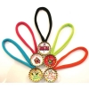 SnapCap Magnetic Interchangeable Bottle Cap Necklace