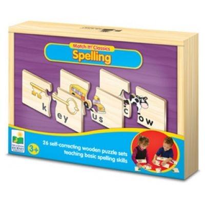 Match It! Spelling