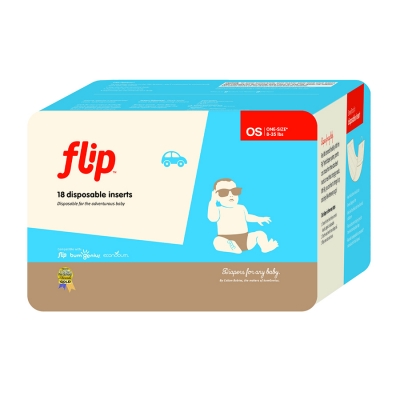 Flip Diapers Disposable Inserts
