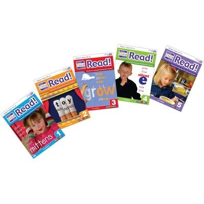 Your Child Can Read! 5 DVD Set